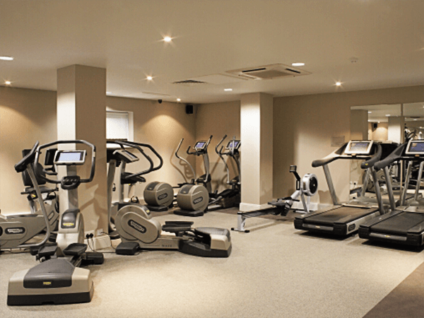 Gym spa langdale view guest house for Salon equip hotel 2017
